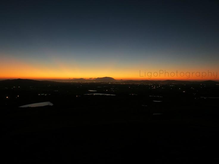 Cape Town Sunset http://fromliritawithlove.wordpress.com/#