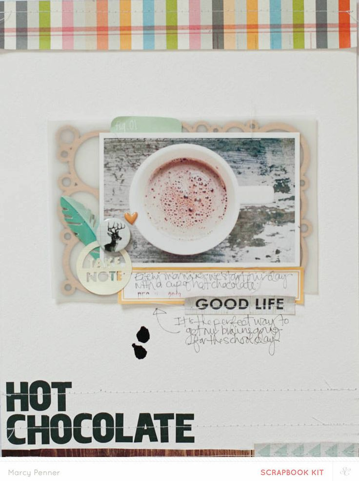 Hot Chocolate * Main only * by marcypenner at @Studio_Calico