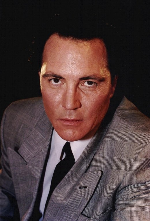 Sonny Landham...actor--A descendant of the Cherokee and Seminole Nations