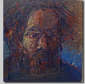 Dave Pearson - Self Portrait