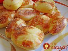 Na nezdravé hranolky si ani nespomenú: Vyskúšajte pri pečení zemiakov urobiť túto fintu a nafúknu sa ako balón, deti to jednoducho milujú!