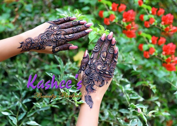 Design By Kashee S Beauty Parlour Mehndi Designs For Hands Mehndi Designs Mehndi