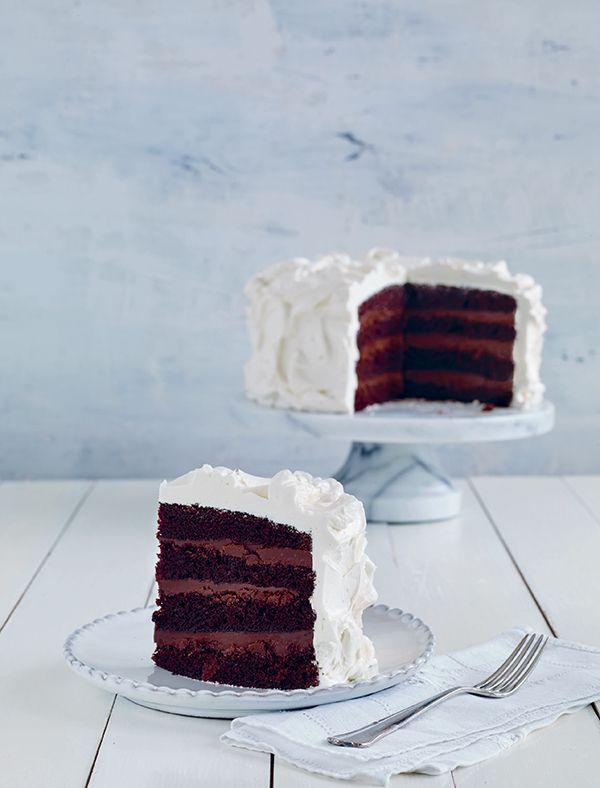 Dessert Professional | The Magazine Online - Grandma's Chocolate Cake