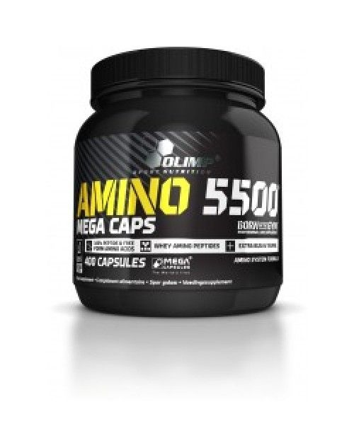 Olimp Amino 5500 400 Kapsül