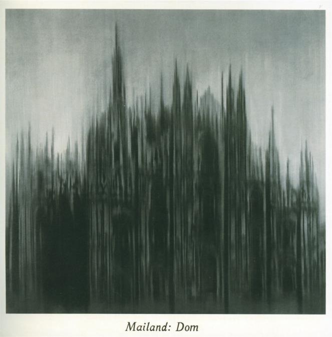 Gerhard Richter, Catedral de Milán, 1964