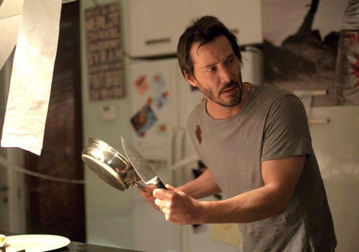 2015  Keanu Reeves' 'Knock Knock' Trailer Is No Laughing Matter | moviepilot.com