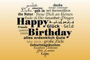Duitse verjaardagsgedichten in het Duits voor Duitstalige verjaardag