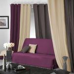 DECLC  Housse pour clic-clac Panama - Couleur - Violet