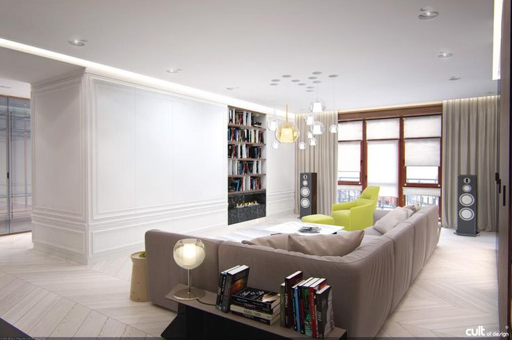 Light #natural shades only emphasize the basic #idea of the #room .