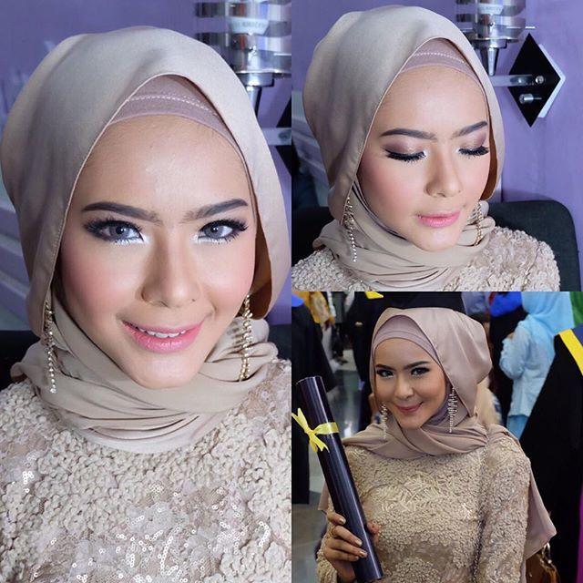 @fairuzsakinah S. Ikom  #makeup by #neosevituri #makeupartist…
