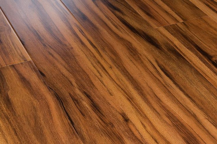 Builddirect laminate 12mm tigerwood collection for Tigerwood hardwood flooring