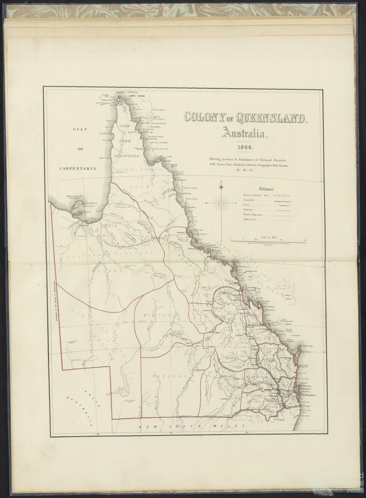 The Colony of Queensland