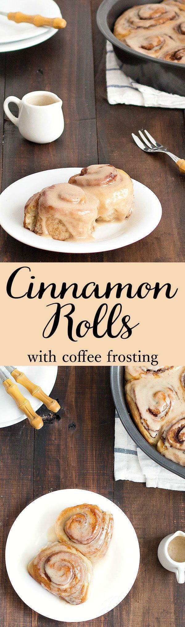 Pioneer Womans No-Knead Cinnamon Rolls: soft, fluffy and exactly what you look for in a cinnamon roll.