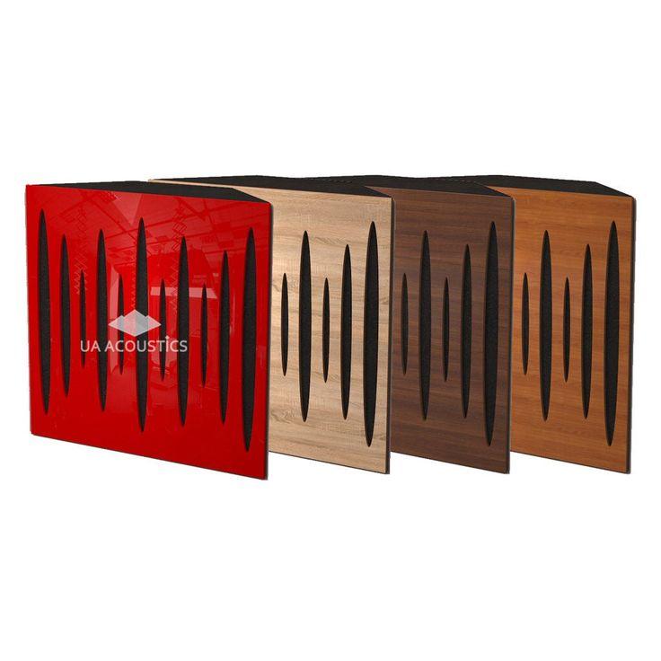Corner acoustic bass traps pulse for recstudio