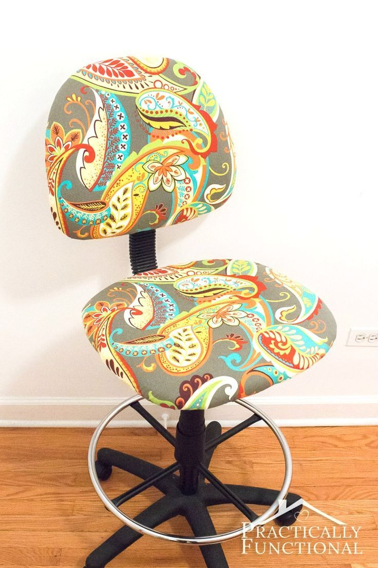 26 Best How To Recover Office Chair Images On Pinterest