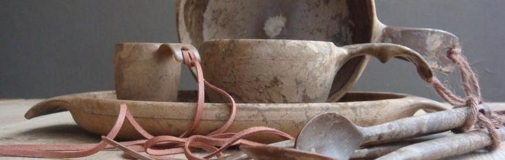 Wood Pottery | Black House