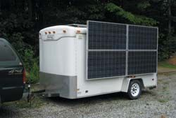 If you camp a lot or are looking for a serious bug out camper/trailer, this project is for you! This would give you some serious power and pretty much run everything you would ever need for a bug out situation