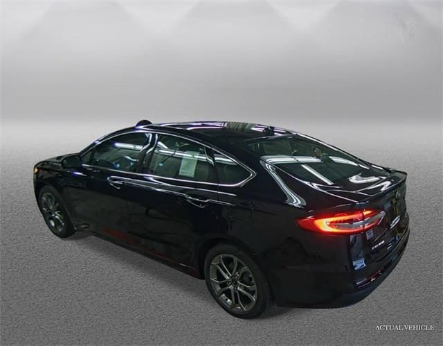 2020 Ford Fusion Hybrid Titanium Ford Fusion Ford Ford Lincoln