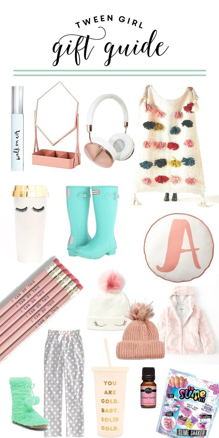 Tween Girl Gift Guide 9 Year Old 10 Year Old Girly Gifts