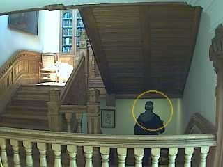 Willard library ghost cams this pic caught by camera one can look