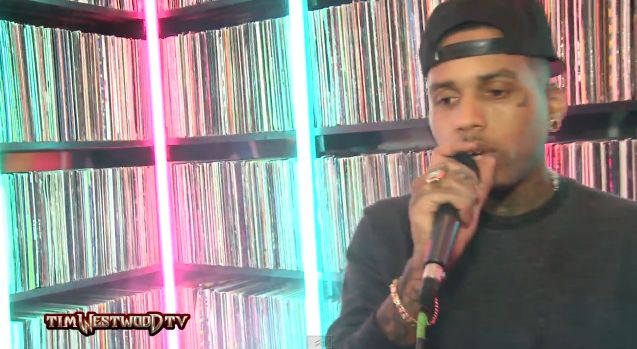 Watch: Kid Ink (@Kid_Ink) Drops a Live Freestyle on Tim Westwood's (@TimWestwood) Crib Session- http://getmybuzzup.com/wp-content/uploads/2013/11/kid-ink-600x328.png- http://getmybuzzup.com/watch-kid-ink-kid_ink-drops-a-live-freestyle-on-tim-westwoods-timwestwood-crib-session/-  Kid Ink Drops a Live Freestyle Rapper Kid Ink drops by Tim Westwood's Crib Session. While there he drops a live freestyle over the Jay Z & Rick Ross track 'FwithmeyouknowIgotit'.