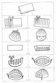 Paper Knight's helmet pattern
