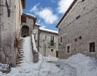 Village near L'Aquila - OPI