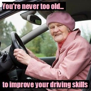 If you are concerned about an elderly loved one then why not have their driving assessed by a professional instructor. Get the peace of mind you need from knowing they are safe.