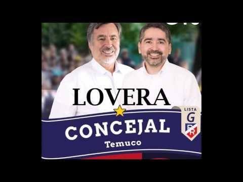 Apoyo de Senador Guillier a Lista G  en #temuco  Lovera G16