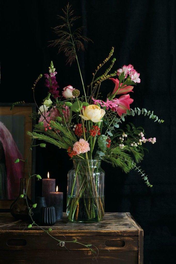 Trendy bloemen boeket van Bloomon