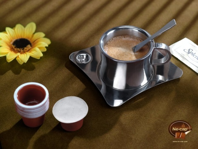 Now we can buy coffee capsules that are as low in cost as 60% without even compromising any little thing in taste and aroma.
