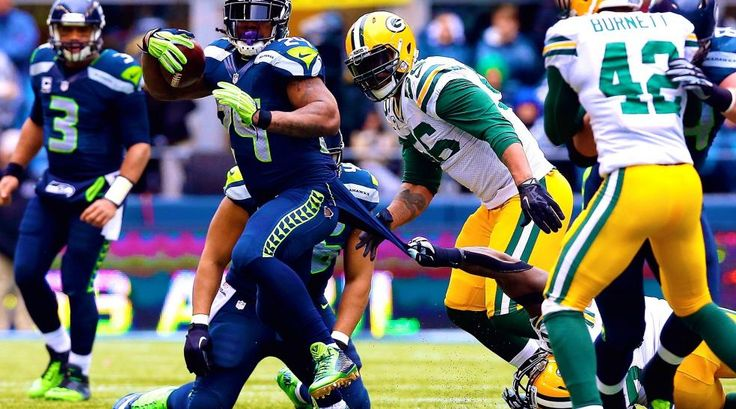 Packers vs. Seahawks: Live Score, Reaction for NFC Championship 2015