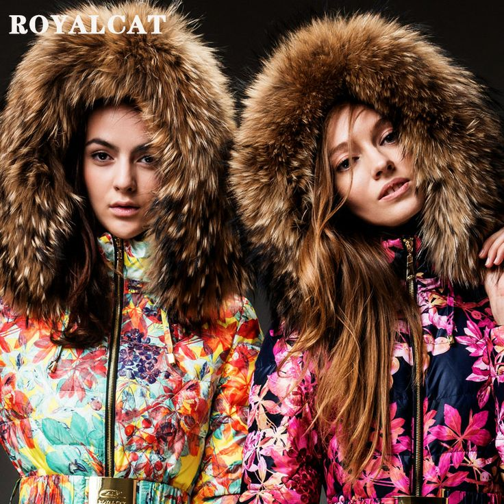 Amazing ! ROYALCAT Huadu the 5th 2013 genuine new long section of thick down jacket luxury suit $392.00