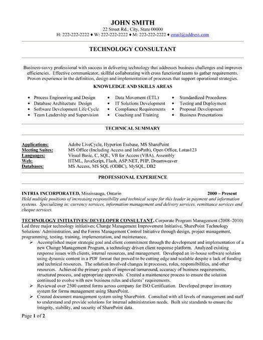bioinformatics resume examples