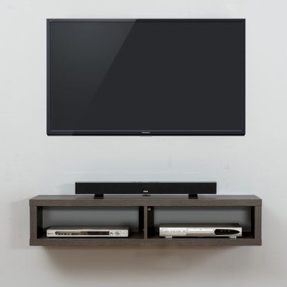 25 best ideas about wall mount tv shelf on pinterest for Best tv to hang on wall