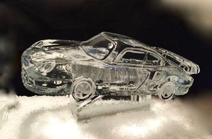 Sculpture glace mariage pour des festivités réussies - Ice & Art