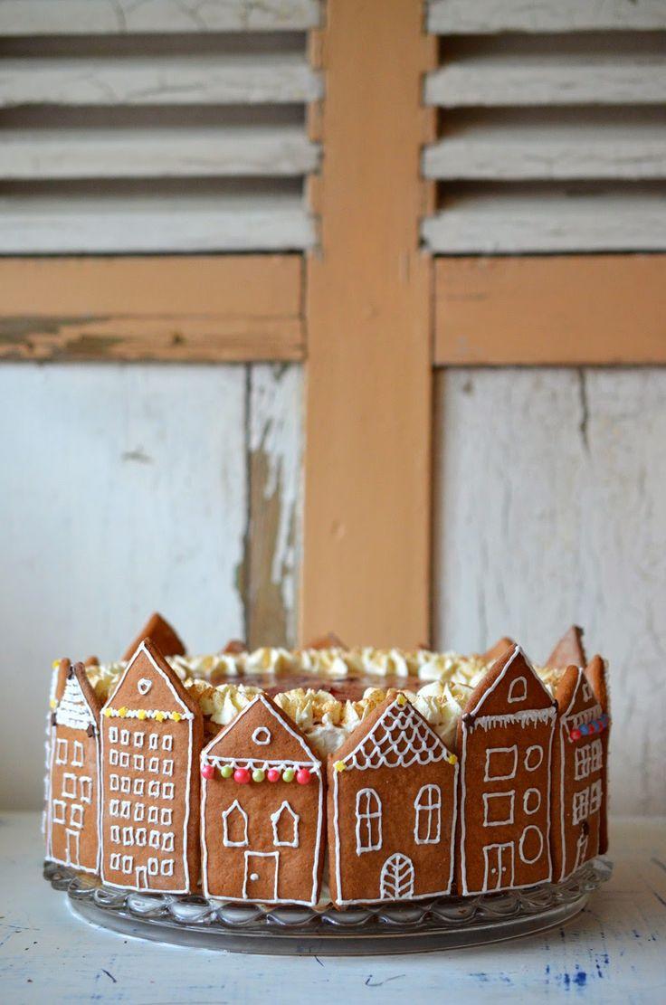 Ninas kleiner Food-Blog: Zwetschgen-Zimt-Torte mit Brownie-Walnuss-Boden
