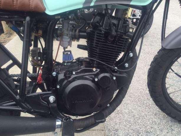 Yamaha SR 125 Scrambler Bougado (São Martinho E Santiago) - imagem 5