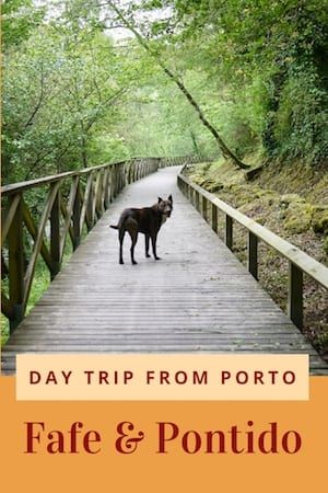 How to plan a journey to #Fafe, the perfect #day #trip from #Porto, #Portugal.