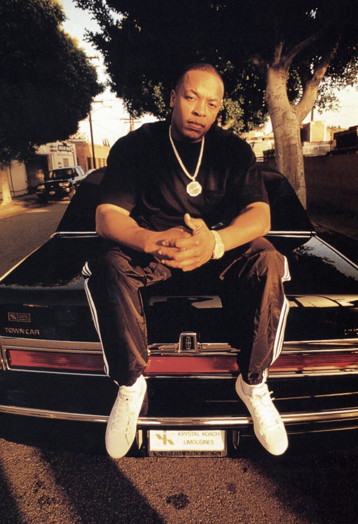"""""""No doubt, I put it down never slouch, as long as my credit could vouch."""" -Dr. Dre"""