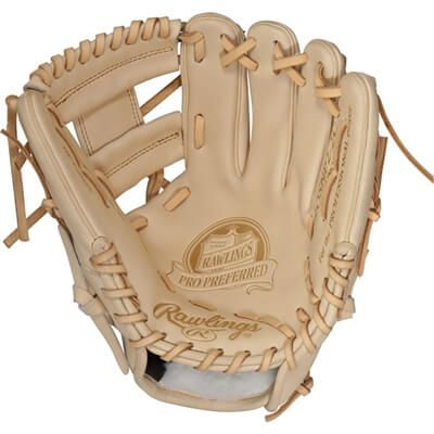 Image of Rawlings Pro Preferred Series 11.25 Inch Baseball Glove PROSNP2-2C