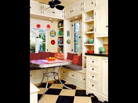 Nook Storage Table Designs Ideas by livingbeyondreality.com