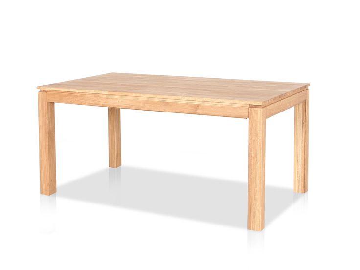 NATALIE Massivholztisch Eiche  Eiche geölt | 180/315x90 cm Jetzt bestellen unter: http://www.woonio.de/p/natalie-massivholztisch-eiche-eiche-geoelt-180315x90-cm-2/