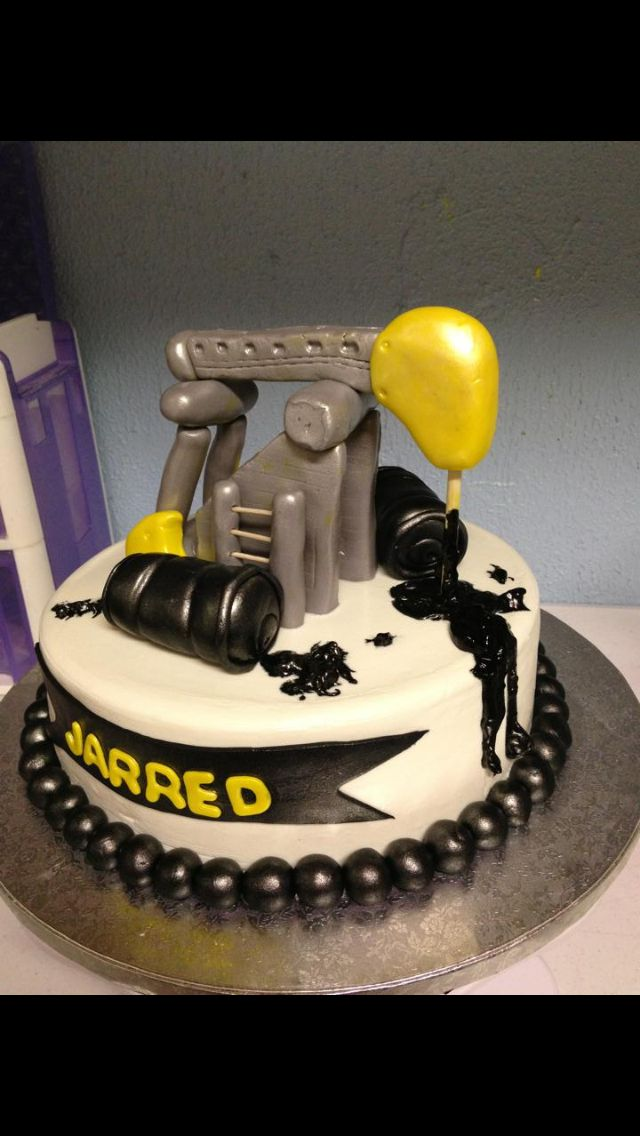 106 Best Offshore Cakes Images On Pinterest