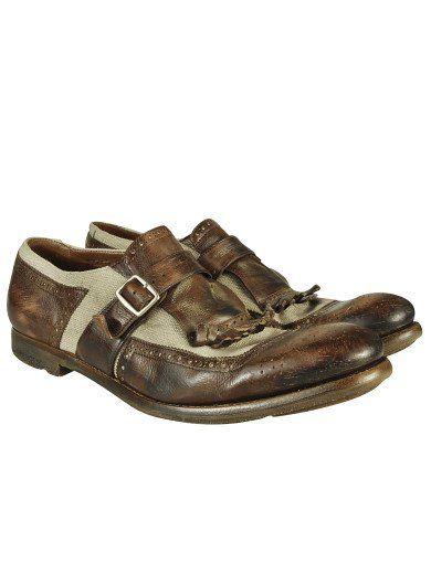 CHURCH'S Church'S Shanghai Monk Shoes. #churchs #shoes #715259