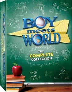 Boy Meets World Box Set Special Features Revealed.