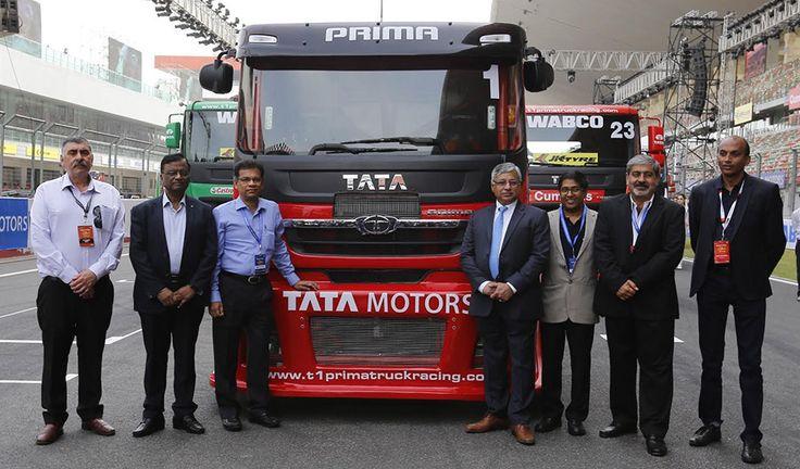 Tata Motors T1 Prima Truck Racing Championship #TATAMOTORS