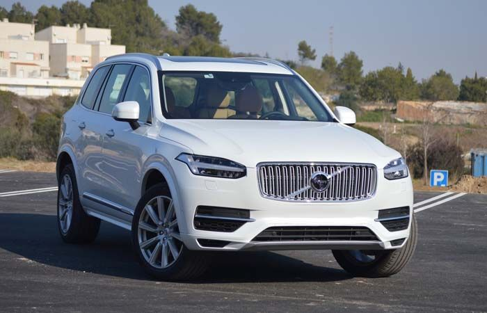 2018 Volvo XC90: Body Redesign and Engine for Great SUV Style