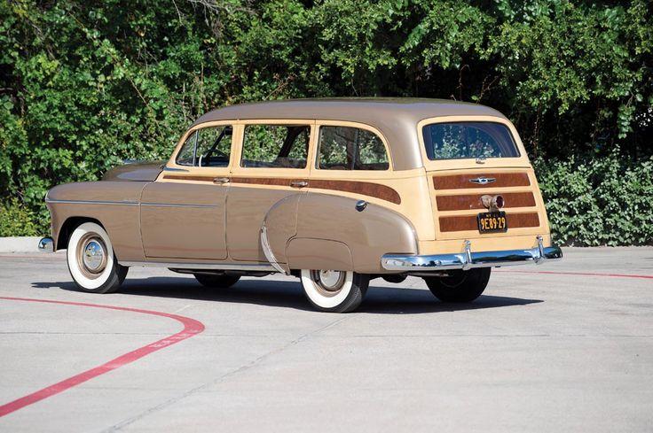 1950 chevrolet