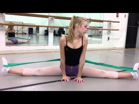 How To Improve Flexibility In Ballet - YouTube